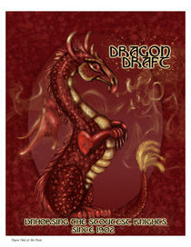 Dragon Draft by Ash Evans