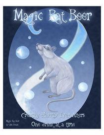 Magic Rat Beer by Ash Evans