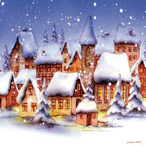 Winter_Illustration_002 by E. Axel  Wolf