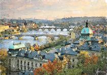 Prague_panorama by esoteric-vision