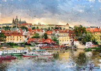 Prague motive by esoteric-vision