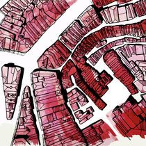 Porto plan fragment by Gytaute Akstinaite