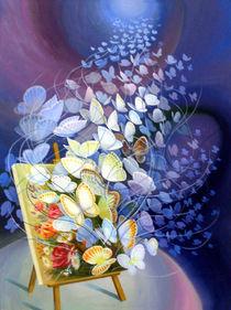 art lovers butterflys by Nilgün Gedik