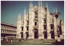 Milano Dreaming von Aleksandar Boskovic
