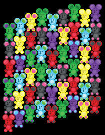 Psychodelic-mice-fruit-candy-by-ifispirit