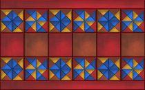 852quilt tiled von Linda Carlile