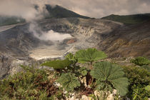 Poas Volcano von Gregory Basco