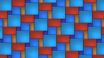 textured tiles539 by Linda Carlile