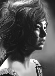 Kim Tae Hee by Ryan Adriano