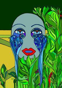 Tränen des Regenwaldes von SUSANNE eva maria  FISCHBACH