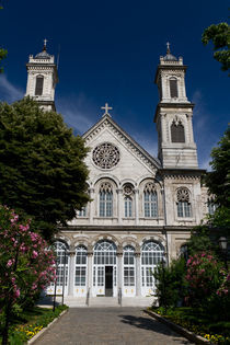 Ayia Triada Greek Orthodox Church by Evren Kalinbacak