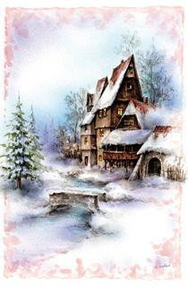 Winterzauber von E. Axel  Wolf