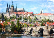 Prague motive by esoteric-vision