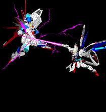 Gundams by David  Fernandes