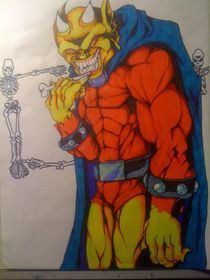 Etrigan the demon by John Epple
