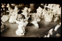 Little angel film negative by Ondrej Vasak
