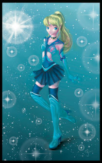 Samus sailor suit by Carly Pandy
