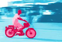 Motorbike Guy von Sergio Silva Santos