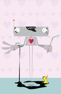 Emobot's robo-cide. von Gabriel Contreras