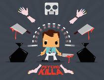 Psycho Killa by Gabriel Contreras