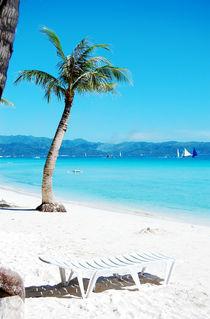 Boracay Beach 1 von Jessie Aspiras