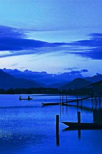 Blaue Abendstimmung - Vietnam by captainsilva
