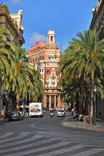 Banco de Valencia - Spanien by captainsilva