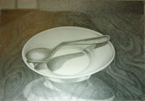 Dish and Spoon by Annette Broomhead