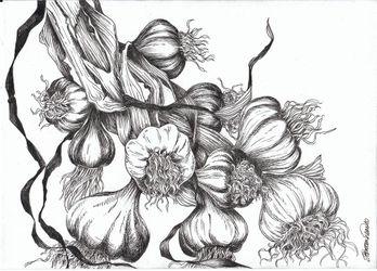 Garlic-ink