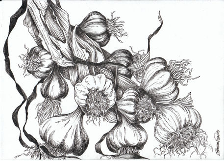 Garlic-ink
