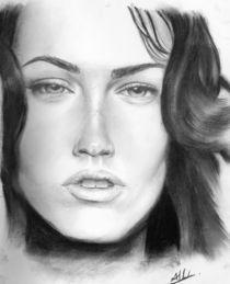 Megan Fox von Alessandro  Masuzzo