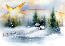 Winter-Romantik von E. Axel  Wolf