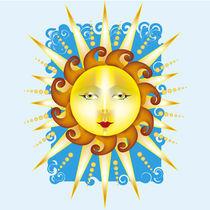 sun by karina de wever