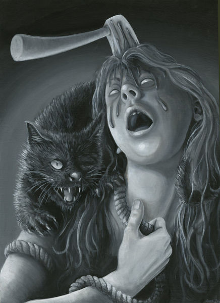 Black Cat By Poe Pdf