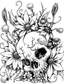 Wild Flowers von Danny Silva