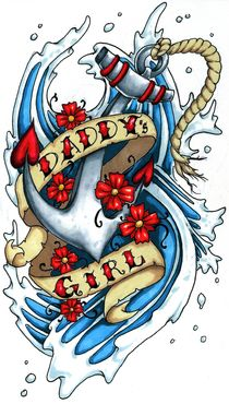 Daddy's Girl by Danny Silva