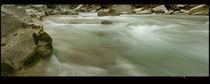 Rock-moss-river