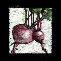 Motley Veggie von Claudia Beck