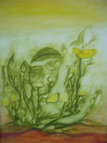 Pflanzengeist von Irmgard Strobel