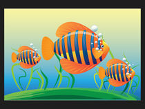Bright Fishes by Angelica Gatchalian