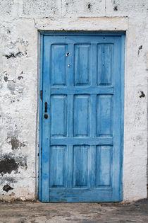 Tür - La Gomera - Kanaren von Jens Berger