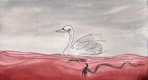 Swan by Ginevra Ballati