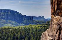 Land der Steine und Wälder by Wolfgang Dufner