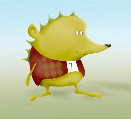 Greenhedgehog