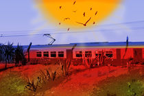 Trainpassby
