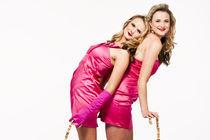 twins in pink by vito vampatella