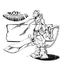 roy wildhunter by jaro  perez
