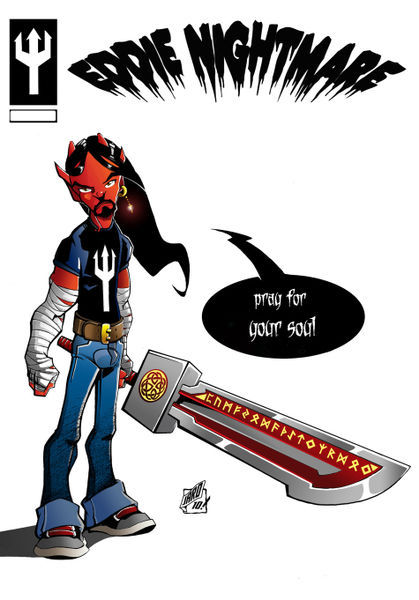 Eddie-nightmare