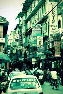 Thamel, Kathmandu. by Oliver Kalinowski
