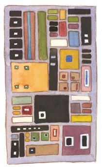 Squares by María Maza